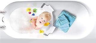Babydam 浴缸-座椅 白色/灰色