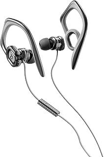 Cellularline Grasshopper 运动耳机,带可拆卸耳钩和清晰语音麦克风GRASSHOPPERK 1