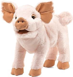 Folkmanis 小猪手偶