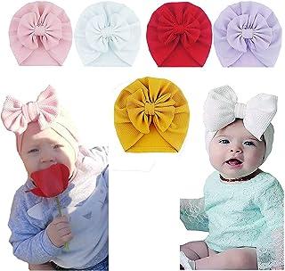 婴儿头巾 帽子 女婴头巾 结 婴儿头巾 新生儿*婴儿帽