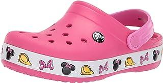 crocs 卡骆驰 女孩款迪斯尼米老鼠洞洞鞋