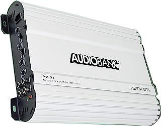 Audiobank Monoblock 1600 瓦特 Amp Class AB汽车音频立体声放大器 P1601