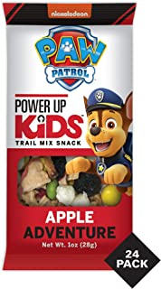 Power Up Kids Apple Adventure Trail Mix, Nut Free, Snack Mix, Perfect Snack for School, Gluten Free, No Artifical Colors o...