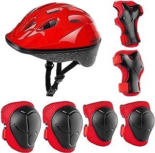 TurboSke 幼儿自行车头盔,符合 CPSC 标准的多种运动头盔尺寸可调节,适合 3-5 岁或 4-7 岁的男孩和女孩