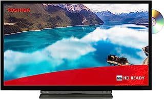 Toshiba 东芝 32WD3C63DAX 32 英寸电视(HD ready,智能电视包括 Prime Video / Netflix,蓝牙,DVD播放器,三调谐器,Works with Alexa)