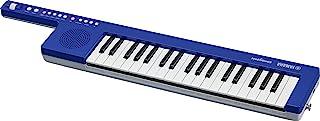 雅马哈SHS-300 Keytar,蓝色表面