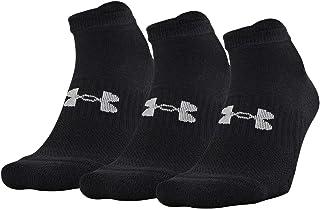 Under Armour 安德玛 成人训练棉质隐形袜,3 双装