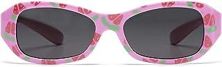 Chicco 女童太阳镜,粉色,12 M