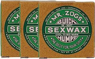 SEXWAX 萨芬 用 快速打蜡 3X * 标签 3个装