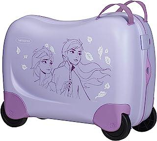 Samsonite 新秀丽 Dream Rider 儿童行李箱 紫色(冰雪奇缘 II) One Size 紫色(冰雪奇缘 II)