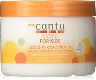 Cantu Care For Kids 免洗护发素 10 盎司罐装(2 件装)