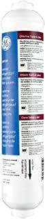 GE 美国通用电气 GXRTDR 外部冰箱/制冰机过滤系统,白色,2.10 x 2.20 x 12.70英寸(约5.3 x 5.6 x 32.3 厘米)