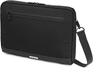 Moleskine Metro 设备包适用于笔记本电脑、笔记本电脑、iPad和平板电脑,*大 13 英寸(35 x 26 x 4 厘米),防水,黑色