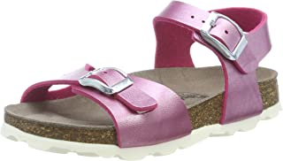 Fischer 女孩 Kenia 系带凉鞋