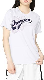 CONVERSE 匡威 T恤 CONVERSE 篮球 练习用 季节 吸汗 速干 女士 印花T恤 CB311354