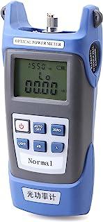 光电表电缆测试仪连接器-70~+3 and-50~+20 检测光纤衰减光纤功率计 KELUSHI (蓝色-70 ~ + 3)