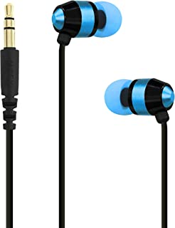 ALPEX 【e☆耳机×ALPEX】共同开发 HSE系列入耳式耳机 浅蓝色 HSE-A1000PB