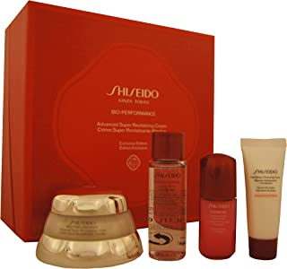 Shiseido 资生堂 Bio-performance 高级*活肤霜 Lote 4 件