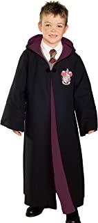 Rubie's 哈利波特儿童豪华格兰芬多服装长袍,中号