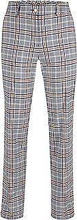 Blossom Check 7/8 长裤(弹力)女士高尔夫长裤