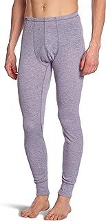 ODLO 152042 - Active Warm 男士功能内衣 - 长裤带湿度调节 - 冬季保暖裤