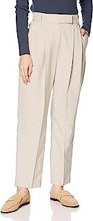 Mila Owen 后橡胶2折缝锥形裤 09WFP211008 女款