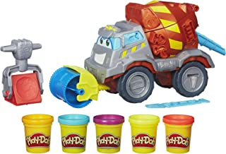Play-Doh 梅森水泥搅拌机玩具