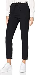 Scotch & SODA 女式庆典宽松合身 Clean 长裤裤子