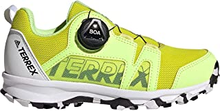 adidas 阿迪达斯 Terrex Agravic Boa K 中性儿童跑鞋