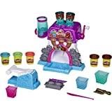 Play-Doh Kitchen Creations 糖果工廠,適合3歲以上兒童,5 種Play-Doh培樂多顏色