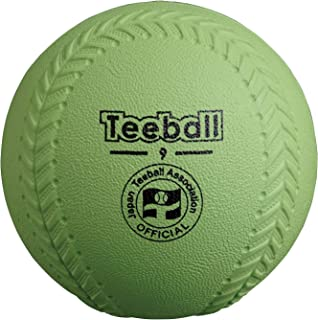 NAGASENKO 日本茶球协会公认球 JTA肯科茶球9英寸 1个 JTA-KT9