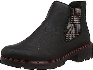 Rieker 女士 76394 切尔西靴