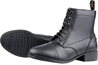 dublin 女式 foundation 蕾丝 paddock 靴子–5783-foundationlaced BR