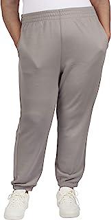 Jules & Leopold 女式加大码珠地布慢跑裤