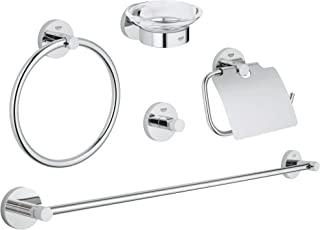 Grohe 高仪 40344001 浴室配件座套装 (德国进口)