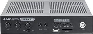 AMC DMPA 60 W class-d 放大器,带集成sd / USB媒体播放器