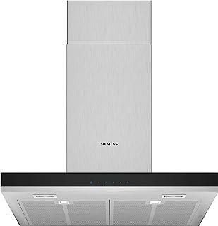 Siemens 西门子 LC67BHM50 iQ300 抽油烟机 壁挂式 60厘米 LED 照明 触摸控制 金属油脂过滤器 不锈钢