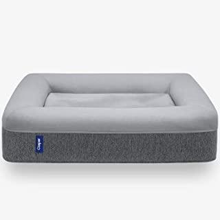 Casper 狗床,舒适的记忆泡沫,中号,灰色