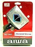 Aiwa HS-TA60 AM/FM 磁带播放器个人立体声带耳机和超低音