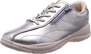 [朝日] 步行鞋 拉链 轻量 L511 女士 B07D949G8Q