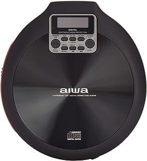AIWA PCD-810RD CD播放器,红/黑色