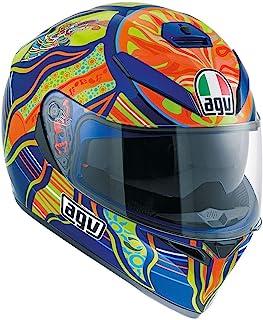 AGV 头盔 K3 SV XXL 蓝色 210301A0MY