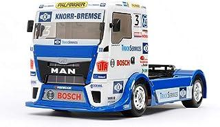 TAMIYA 田宫模型 58632 - 1:14 RC Team Hahn Racing MAN TGS TT-01E 遥控汽车 / 车辆 组装模型 组装套装 兴趣 手工 模型 组装