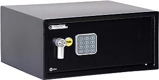 Yale Security YLC/200/DB1 耶鲁笔记本电脑报警价值*,黑色