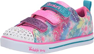 Skechers 斯凯奇 女童 Sparkle Lite 运动鞋