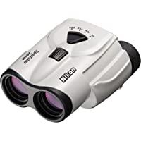 Nikon 尼康 变焦双筒望远镜 Sportstar Zoom 8-24x25 普罗棱镜式 8-24倍25口径 白色 S…
