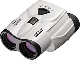 Nikon 尼康 变焦双筒望远镜 Sportstar Zoom 8-24x25 普罗棱镜式 8-24倍25口径 白色 SPZ8-24X25WH