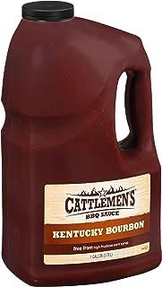 Cattlemen's Kentucky Bourbon BBQ Sauce, 1 gal