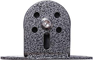 iayokocc 滑轮块旋转升降单轮墙壁/天花板安装滑轮块,装载 300 千克,电缆滑轮固定静音轴承升降滑轮健身轮