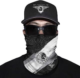 Bucwild 运动颈套面具 - 透气凉爽头巾儿童 - 成人